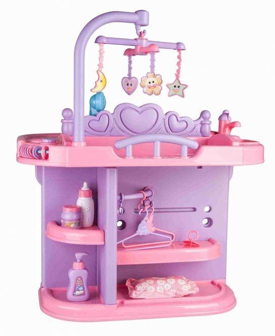 Besttoy Wickelcenter für Puppen