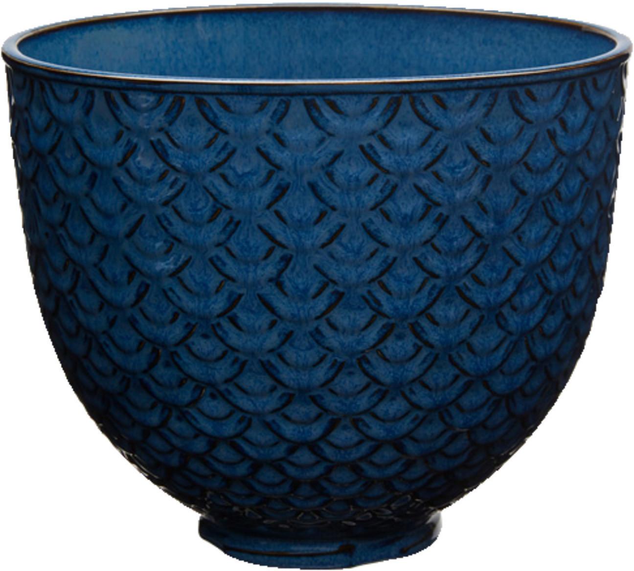 KitchenAid Keramikschüssel Mermaid Lace (5KSM2CB5TML)