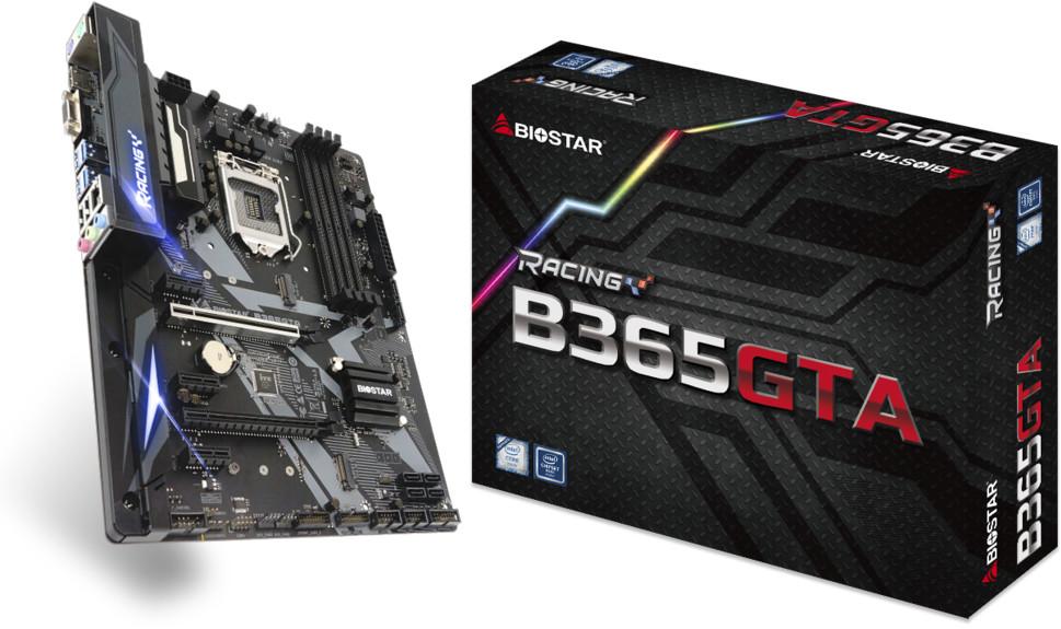 Image of Biostar B365GTA