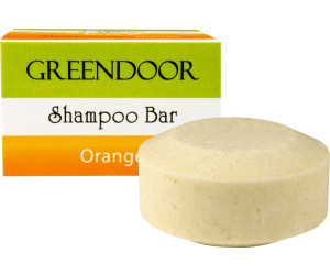 Greendoor Shampoo Bar Orange (75 g)