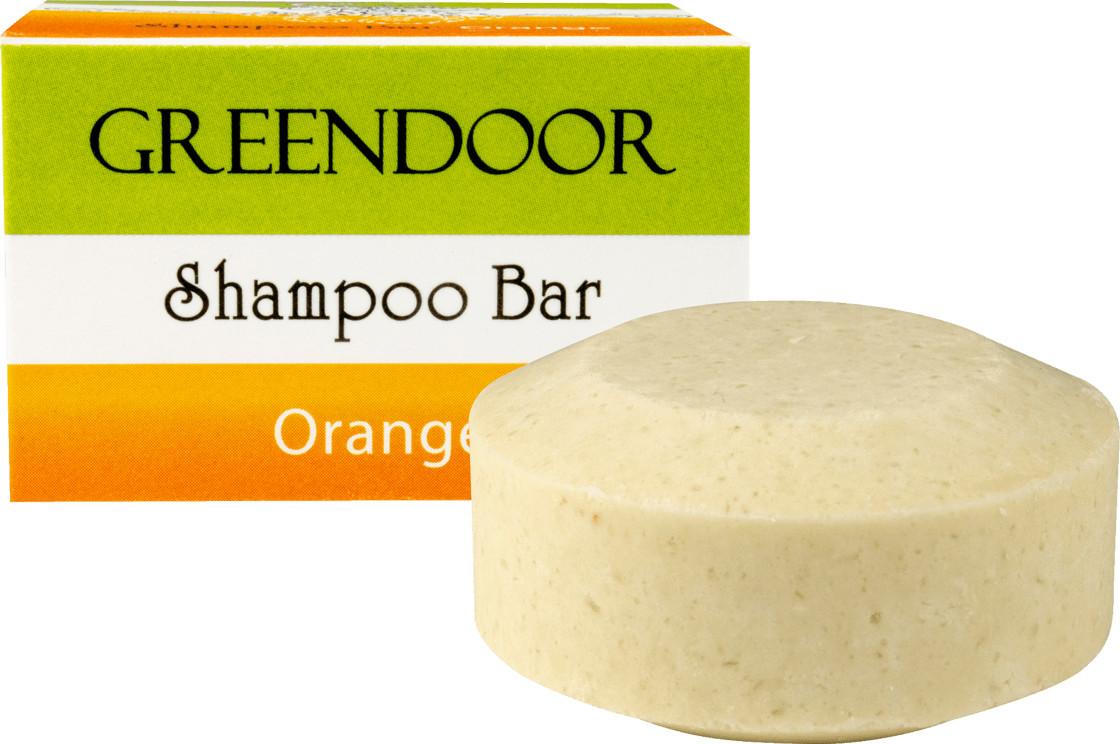 Greendoor Shampoo Bar Orange (75 g)