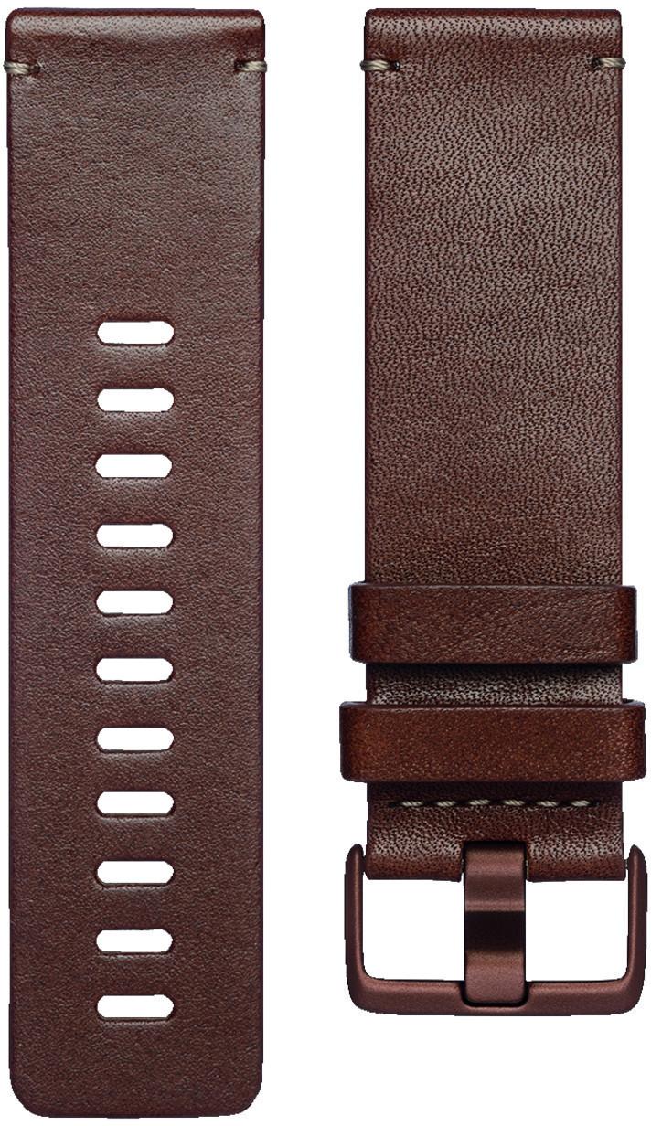 Fitbit Horween Leather Band Versa/Versa 2 Cognac L