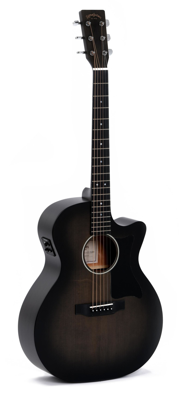 #Sigma Guitars GMC-STE+#