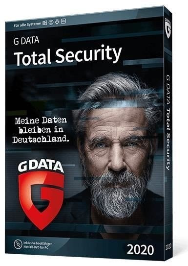 Image of G Data Total Security 2020