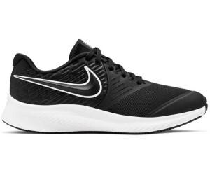 Nike Star Runner 2 GS blackwhiteblackvolt ab 31,90