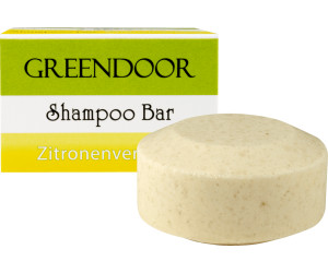 Greendoor Shampoo Bar Zitronenverbene (75 g)