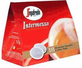 Segafredo Intermezzo Kaffee-Pads (18 Port.)