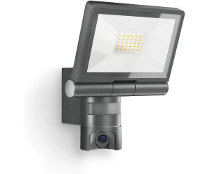 Lutec PERI CAM Aussenwandleuchte LED Anthrazit 7629502335