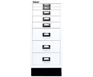 Schubladenschrank Multidrawer™ • Bisley L298S • Schwarz