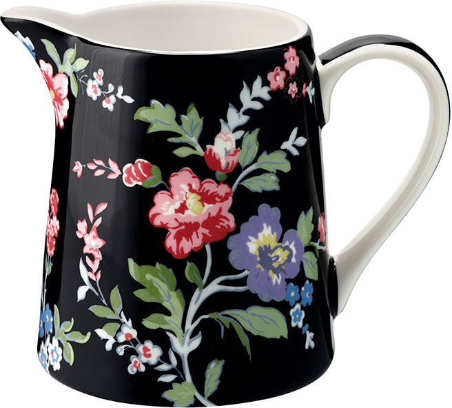 Greengate Isobel Krug Black 0,5 l