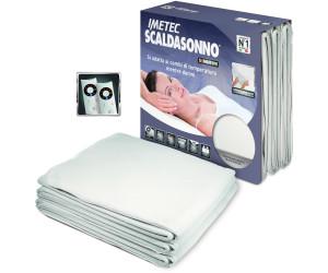 Imetec Scaldasonno Sensitive Maxi Double Microfleece 190 X 160 Cm A 111 00 Oggi Migliori Prezzi E Offerte Su Idealo