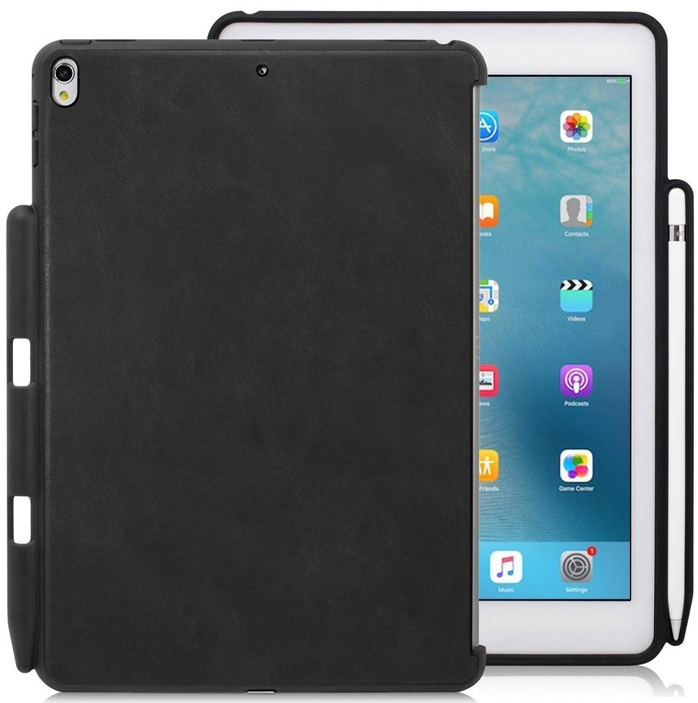 Image of Khomo Case iPad Air 10.5 leather black