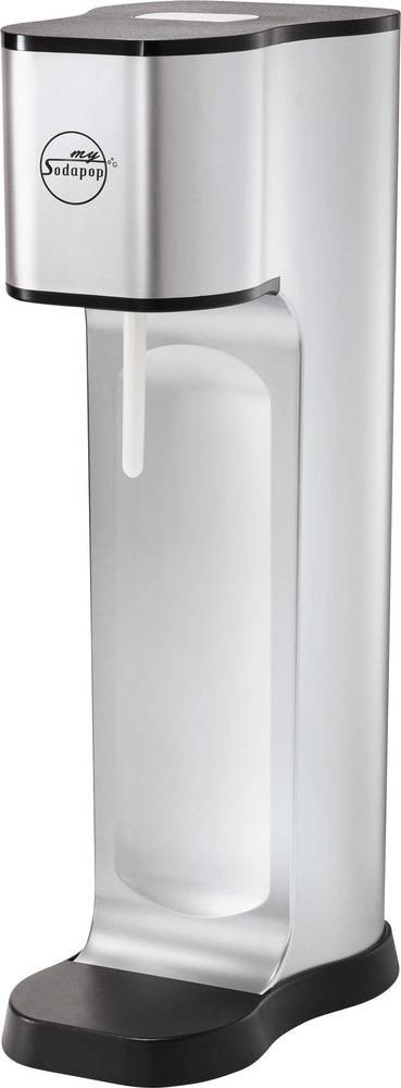 mySodapop Wassersprudler Joy Prestige silber