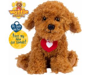 Waffle The Wonder Dog Everybody/'s Best Friend Waffle Interactive Soft Toy