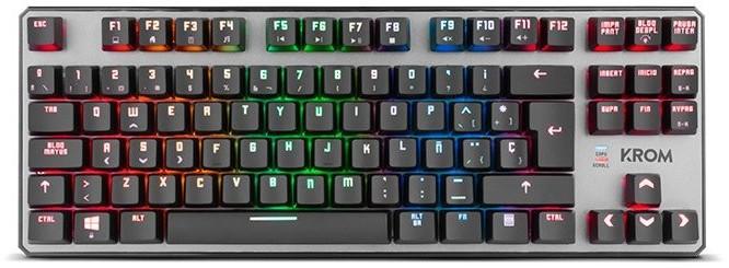 Image of Krom Gaming Kernel TKL RGB