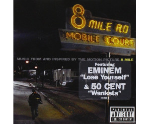 Eminem - 8 Mile (CD)