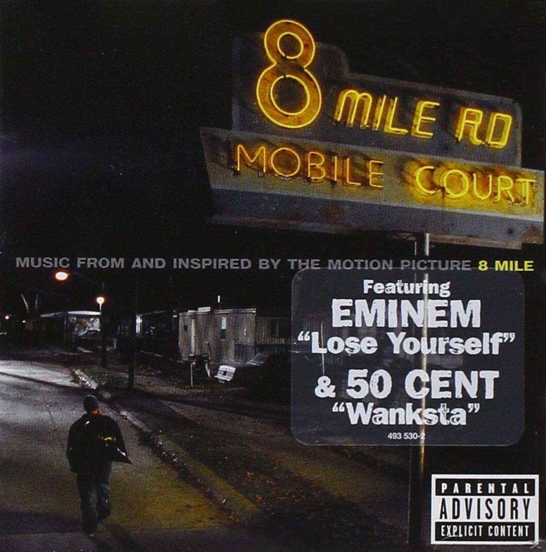 Eminem - 8 Mile (CD)