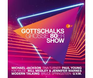 Gottschalks große 80er Hits (CD)