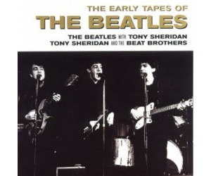 The Beatles - The early Tapes of the Beatles (CD)