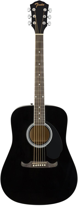 Fender FA-125 BK Black