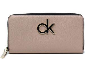 Calvin Klein Borsa Re lock Large Zip Around