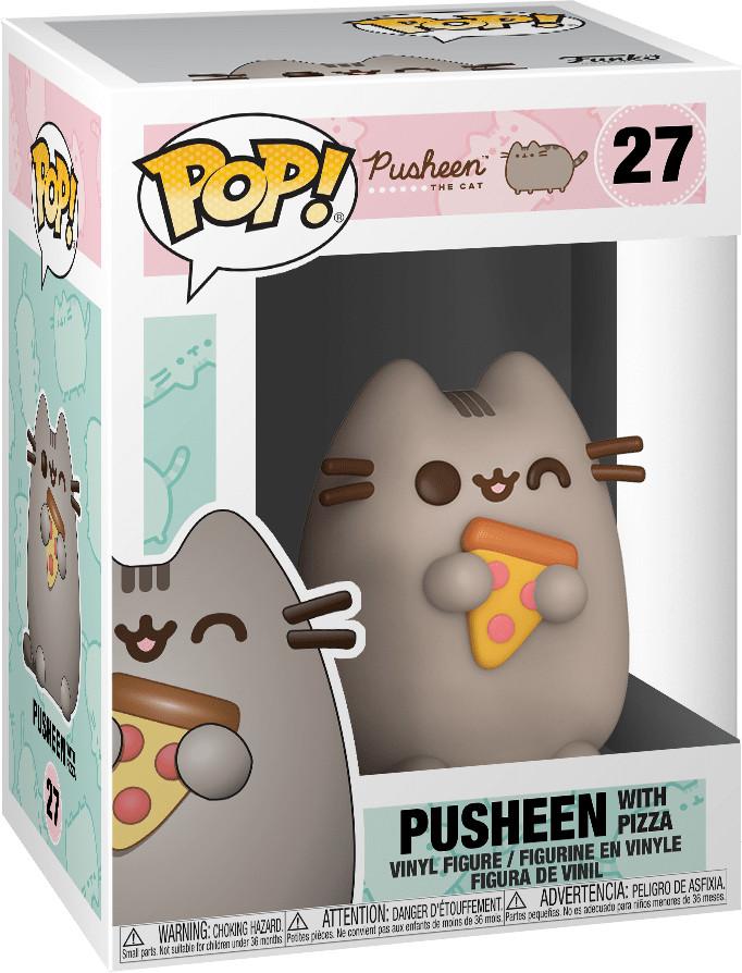 Funko Pop! Pusheen - Pusheen with Pizza
