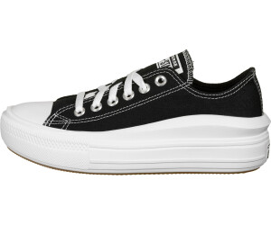 Chuck Taylor All Star Platform Suede Low Top Converse IT