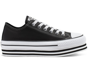 Converse Chuck Taylor All Star Platform Low Top blackwhite