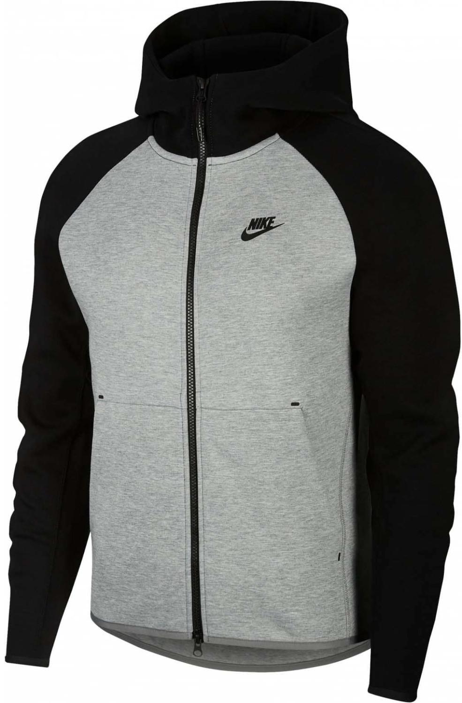 Nike Men's Full Zip Hoodie Tech Fleece (928483) ab € 59,90