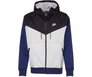 Nike Sportswear Windrunner (AR2191) whiteblackmifnight