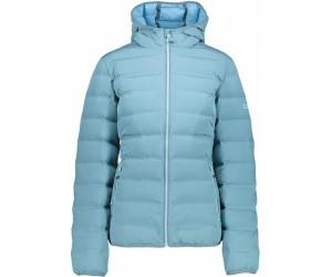 CMP Woman Fix Hood Jacket (3Z22876) clorophilla melange ab