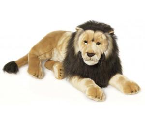 WWF Löwe Plüschtier liegend 81cm