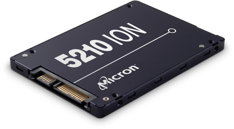 Image of Micron 5210 ION 3.84TB