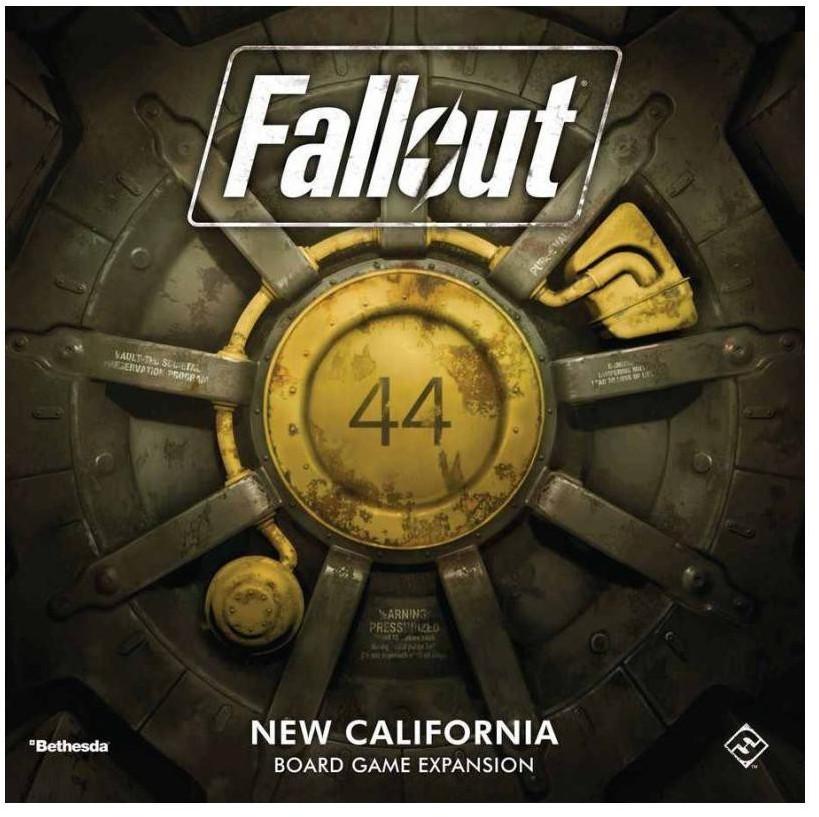 Fallout: Das Brettspiel - Neu-Kalifornien