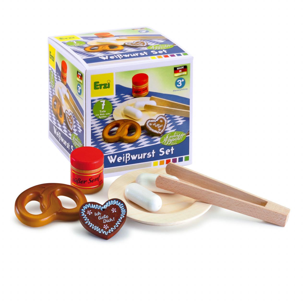Erzi Weißwurst-Frühstück-Set