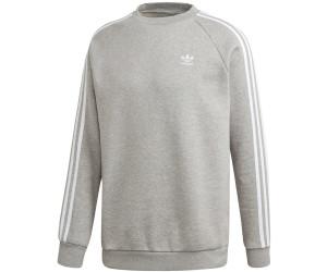 adidas sweatshirt herren grau essentials