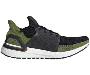 Adidas UltraBOOST 19 core blackcore blacktech olive ab 96