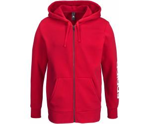 Adidas Essentials Sweatjacke red (CZ9012) ab € 43,49