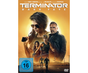 Terminator - Dark Fate [DVD]