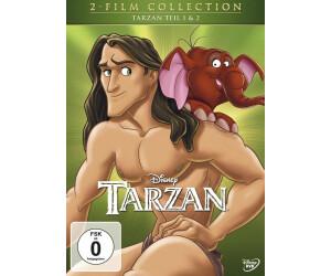 Tarzan & Tarzan 2 [DVD]