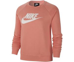Nike Damen W NSW Essntl Crew FLC Hbr Pullover Sweater