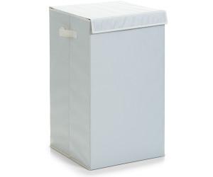 Wäschesammler ROOM beige Polyester beige Zeller 13263 BHT 35x60x35 cm
