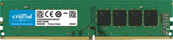 Image of Crucial 16GB DDR4-3200 CL22 (CT16G4DFD832A)