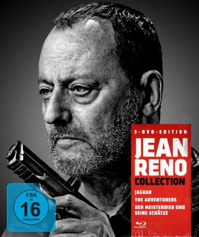 #Jean-Reno-Collection [Blu-ray]#