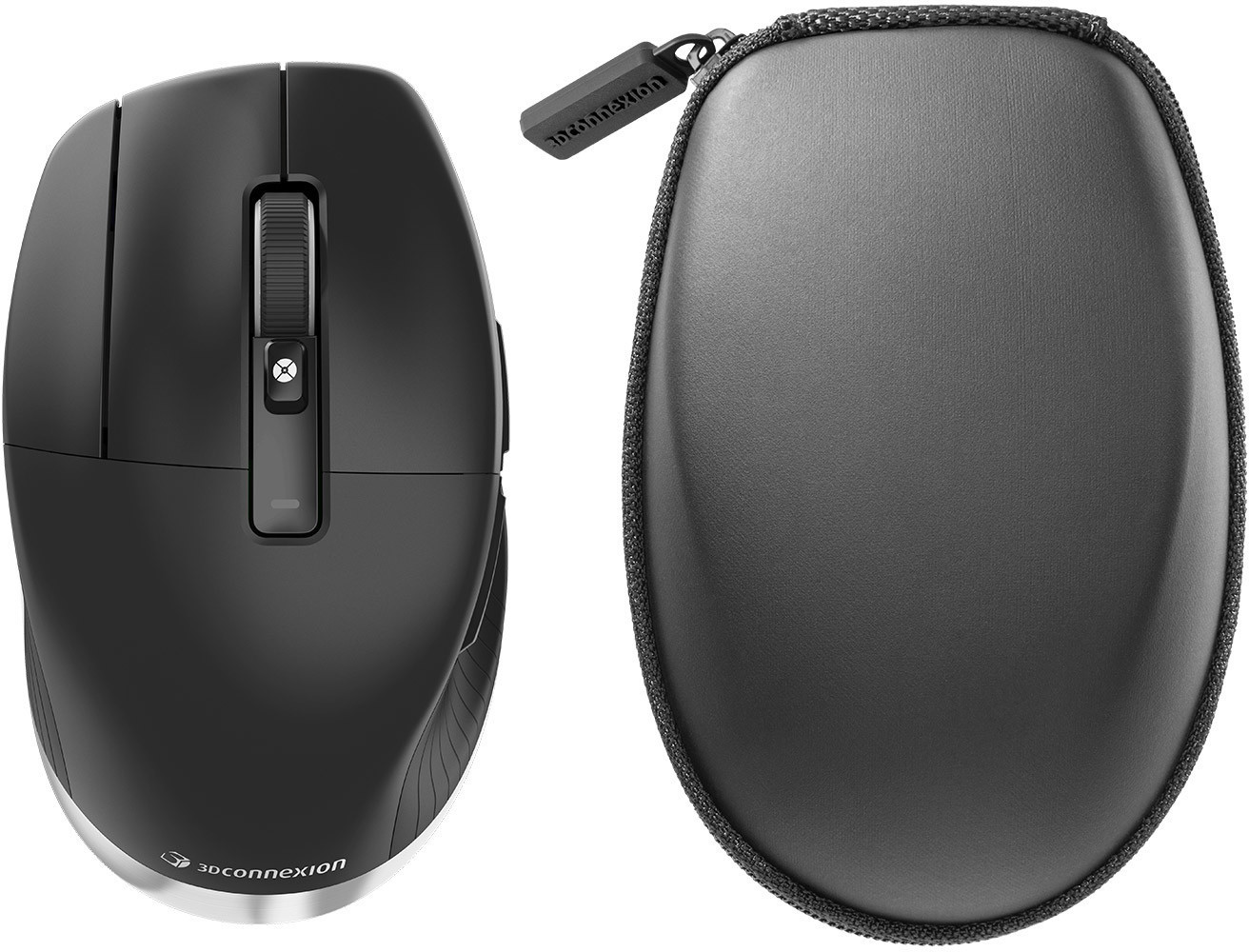 Image of 3Dconnexion CadMouse Pro Wireless Left