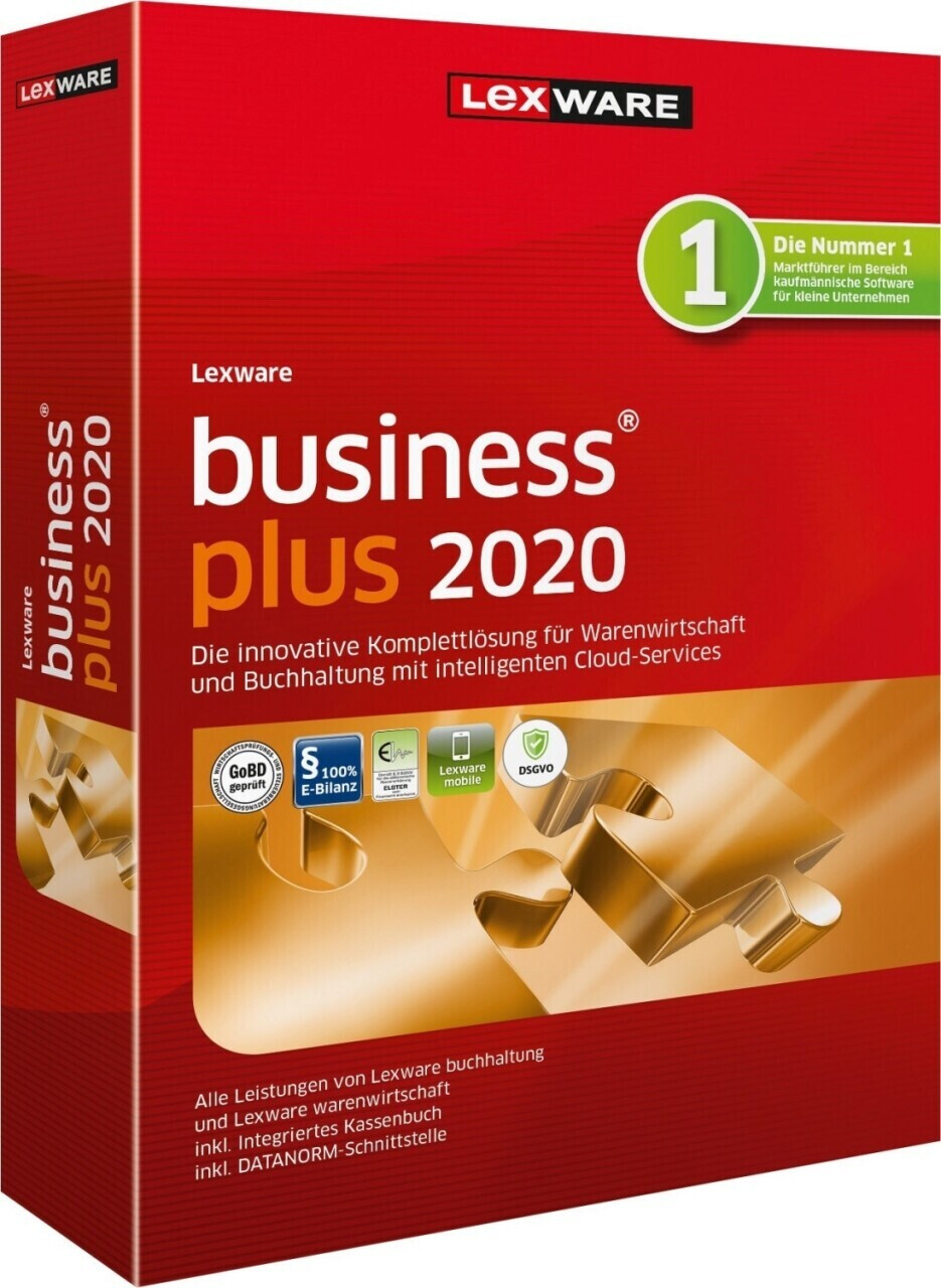 Image of Lexware business 2020