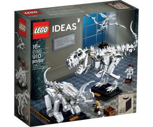 lego ideas dinosaurier fossilien 21320