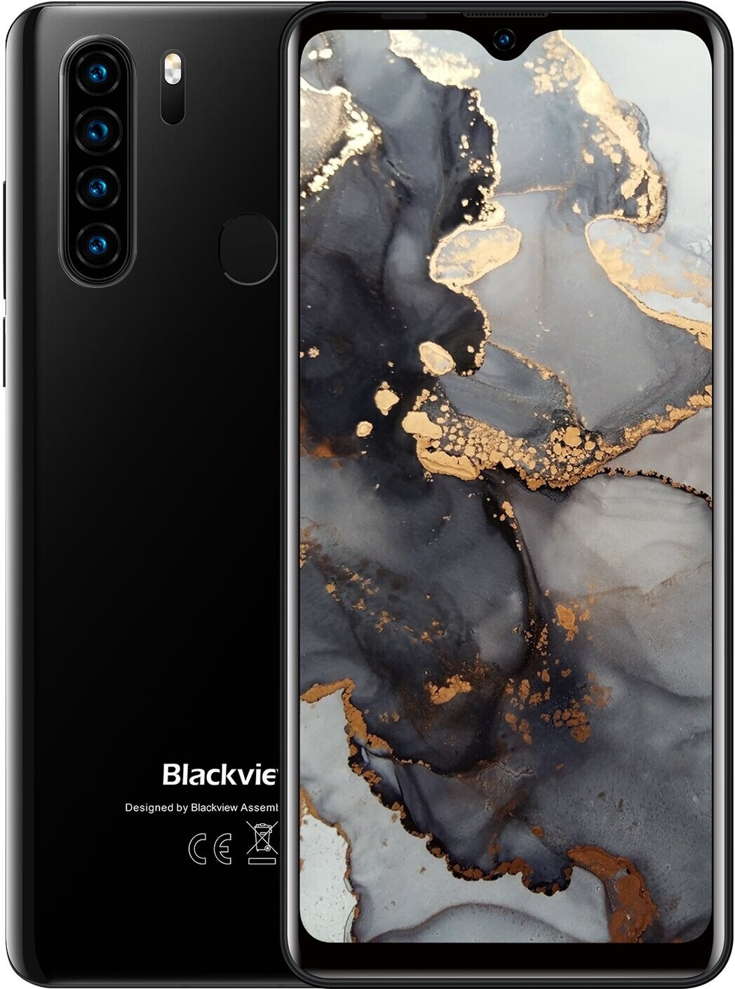 Image of Blackview A80 Pro Midnight Black