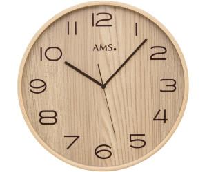AMS Horloges Radio-pilot/ées 5848 Horloges Murales