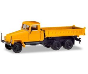 Herpa IFA G5 Dreiseitenkipper, orange (308663)